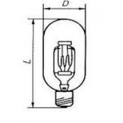 Лампа ПЖ 220-2000 (цоколь - P40s, Е40)