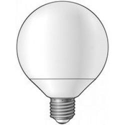 Лампа энергосберегающая шар ELM 25W E27 4000K Globe 17-0062
