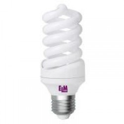 Лампа энергозберигающая ELM 30W Е27 4000К H-Spiral Electrum