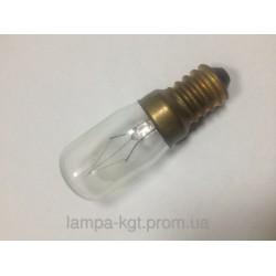 Лампа 24в 10вт Е14 (лампа 24-10 сигнальная)