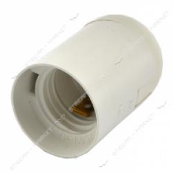 Патрон электрический Е27 Lemanso пластиковый / LM107
