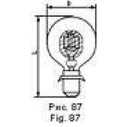 Лампа ПЖ 127-500, лампа прожекторная, p40s/41