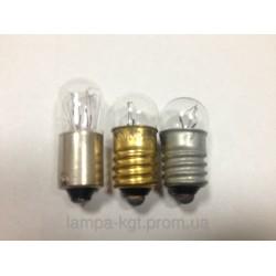 Лампа МН 13,5-0,16 Е10