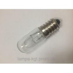 Лампа РН 24v-15w Е14, (лампа 24-15 резьба)
