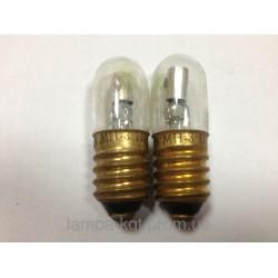 Лампа неоновая МН-3, мн3 с резьбой